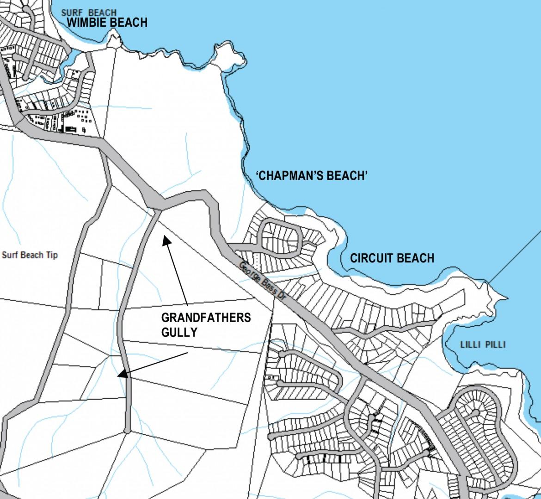 """Lilli Pilli: """"Chapman's Beach"""""""