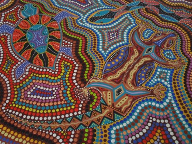 Welcoming Murals (Aunt Lisa Evans)