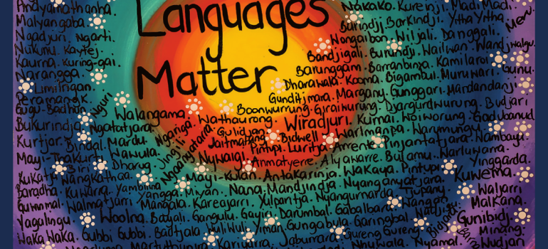 NAIDOC WEEK 2017 Theme: Our Languages Matter