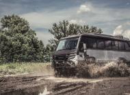 Torsus Praetorian 4WD Tour Bus
