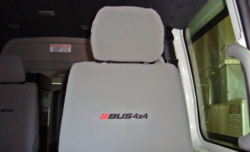 Bus 4×4 Seat Covers
