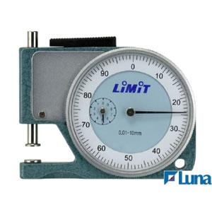 LiMiT POCKET THICKNESS GAUGE - 0-10 X 12MM**