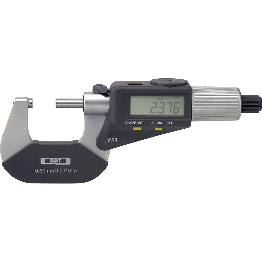LiMiT DIGITAL DOUBLE DISPLAY MICROMETER 0-30MM**