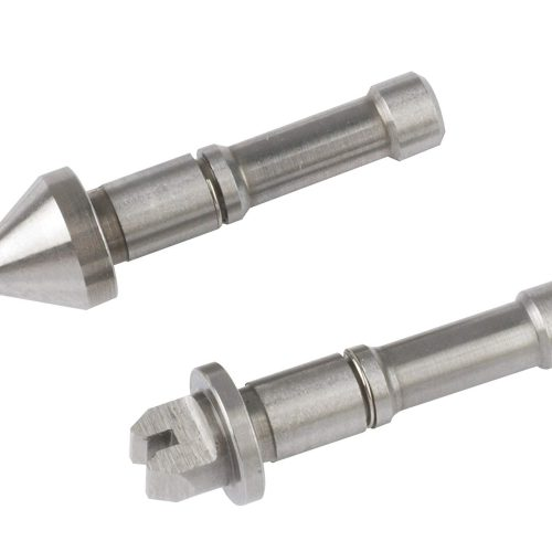 Mitutoyo Anvil and Spindle Tip 3.5 - 5mm/8 -5 TPI