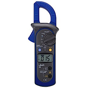 Limit Clamp Multimeter AC/DC 400A (Cat III 300V)