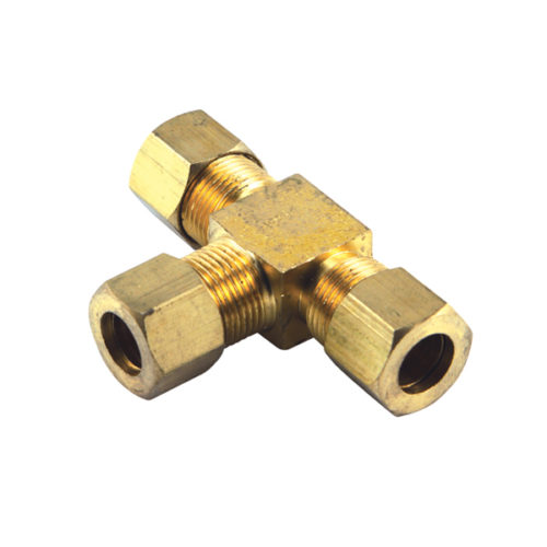 5/16IN BSP BRASS 'T' UNION CONNECTOR (BP)