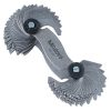 Mitutoyo Thread Gauge Set Combination 0.4mm - 7mm / 4 - 42TPI x 60°