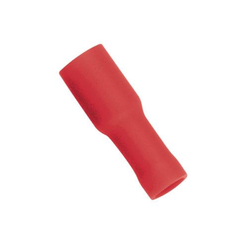Champion Red Female Bullet Terminal - 100pk