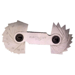 LiMiT ANGLE GAUGE 1-45DEG**
