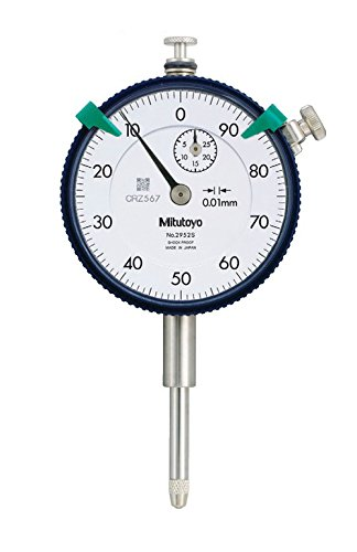 Mitutoyo Dial Indicator 30mm x 0.01mm