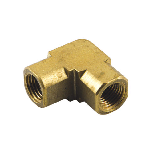 Champion 1/4in BSP Brass Female Elbow 90Deg (BP)
