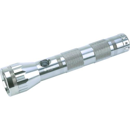 Tactix 250mm Torch Aluminium 2 x D/9 x LED