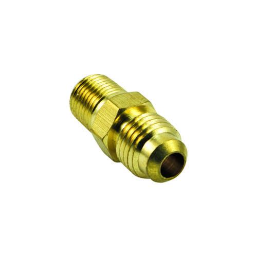 3/8in x 1/4in BSP Brass Single Flare Union
