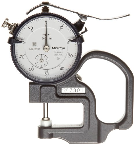 Mitutoyo Dial Thickness Gauge 10mm