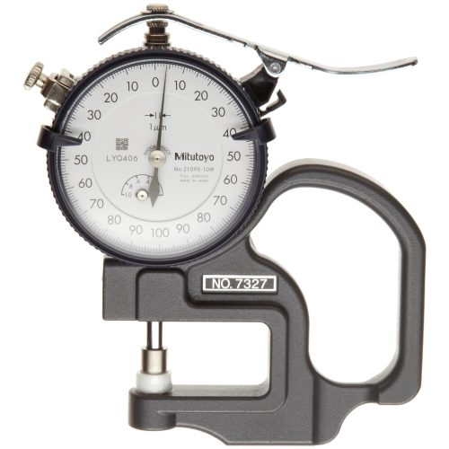 Mitutoyo Dial Thickness Gauge 1mm