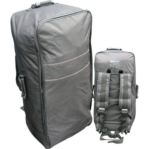 TRAVEL BAG FOR AS10 PADDLE BOARD C/W WHEELS