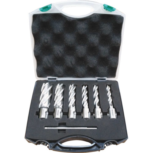 HOLEMAKER 8PC SILVER SERIES ANNULAR CUTTER SET