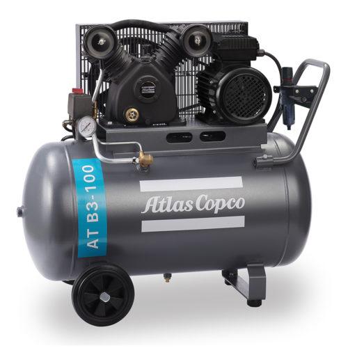 Atlas Copco ATB Piston Air Compressor 2.0HP | 100L