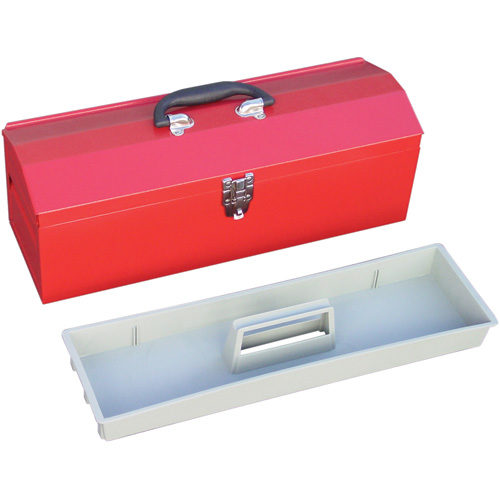 TB101 Tool Box with Tray 484 x 152 x 165mm
