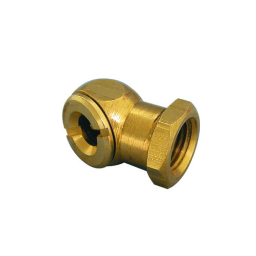 Champion 1/4in Female Brass Tyre Chuck