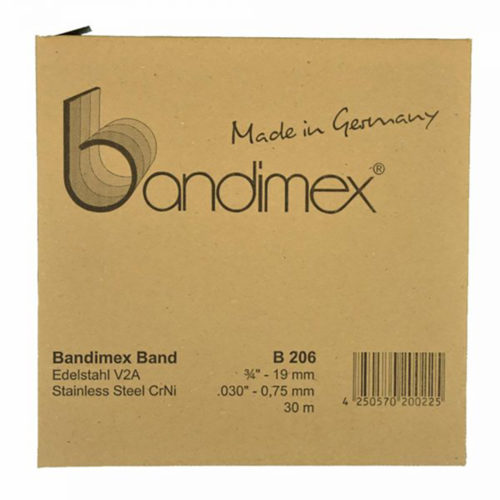 Bandimex B206 Band 3/4in x 30m (ea)