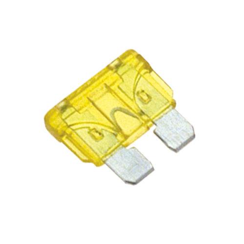 Champion AF 20Amp Standard Blade Fuse (Yellow) - 50pk
