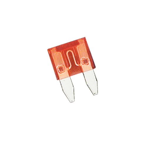 Champion 10Amp Mini Blade Fuse (Red) -15pk