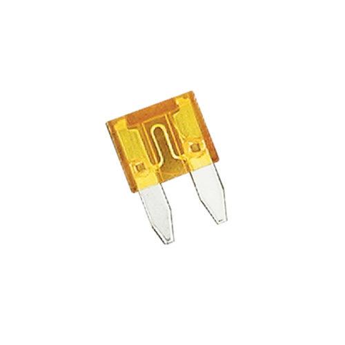 Champion 20Amp Mini Blade Fuse (Yellow) -15pk