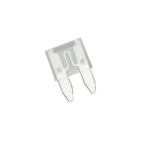 Champion 25Amp Mini Blade Fuse (Clear) -15pk