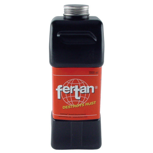 Fertan 22604 Rust Remover and Prevention  1litre