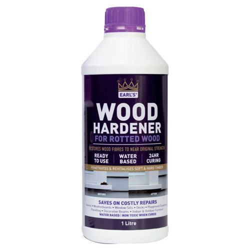 Earls Wood Hardener 1L