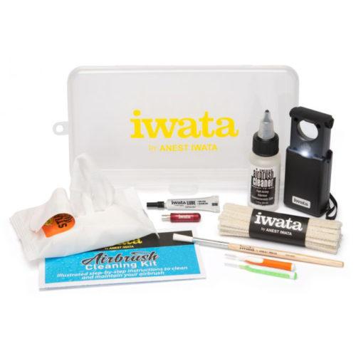 IWATA - AIR BRUSH CLEANING KIT ANEST IWATA CL100