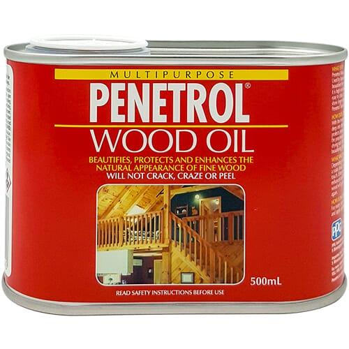 Flood Penetrol Wood Oil 500Ml (Red Can)