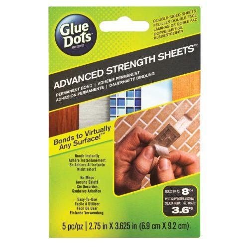 Glue Dots Advanced Strength Wallet