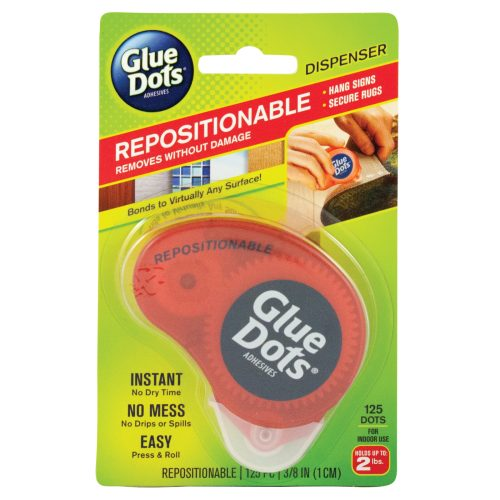 Glue Dots Repositionable Dispenser