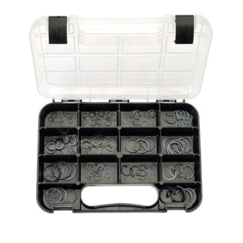 Champion GJ Grab Kit 120pc Ext. & Int. Metric Circlips