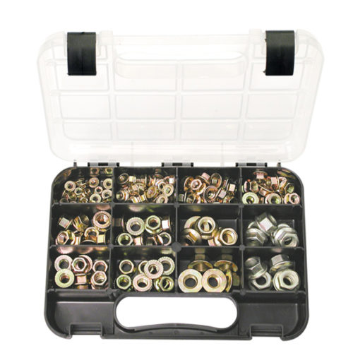 Champion GJ Grab Kit 160pc Metric Flange Nuts