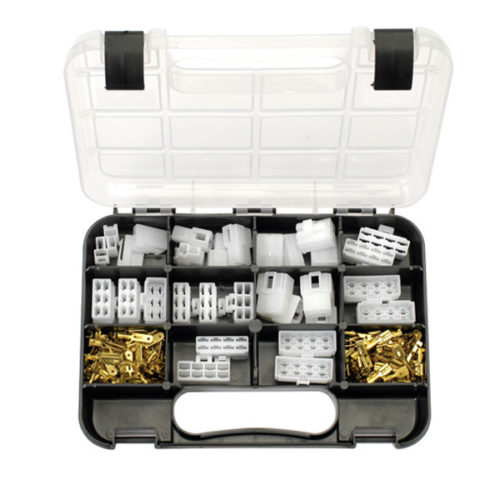 Champion GJ Grab Kit 178pc Terminal Connect Blocks