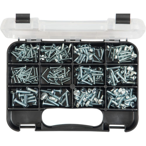 Champion GJ Grab Kit 220pc One-Way Screws