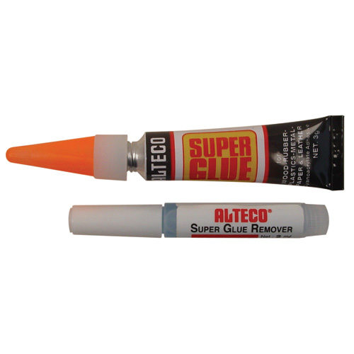 Super Glue & Remover 3g Blister Pack