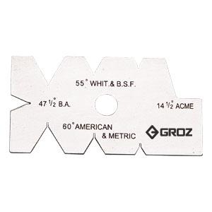 Groz Screw Cutting Gauge