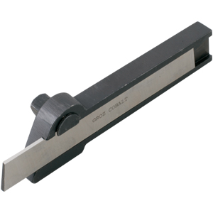 GROZ 20MM BEVELLED BLADE CUT OFF TOOL HOLDER