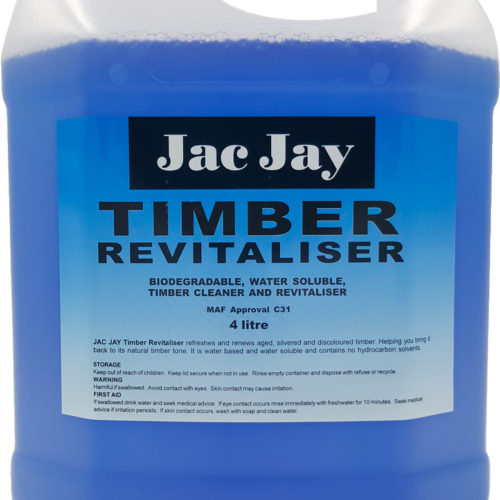 Jac Jay Timber Revitaliser 4L