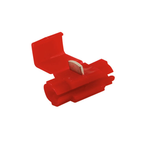 Champion Red Wire Tap Connector -5pk