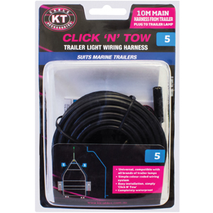 KT C'N'T 4P TO 4P MAIN WIRE HARNESS-10M (#5)**