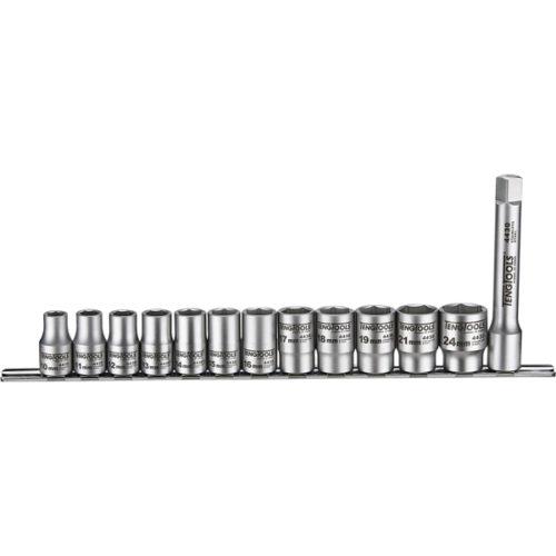 13pc1/2in dr .4430(SS)Skt Set 10-24mm(6-T)**