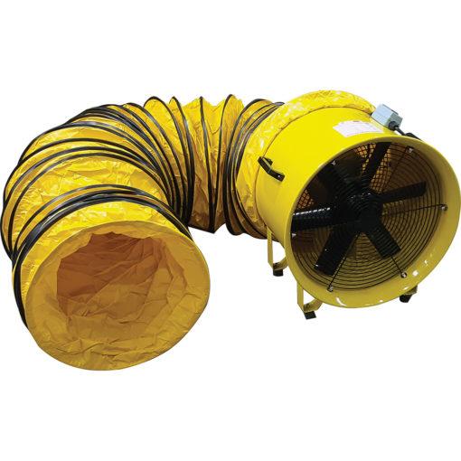 ProEquip 450mm 1450W Industrial Ventilation Fan