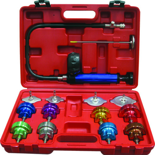 ProEquip 14pc Cooling System Pressure Test Kit