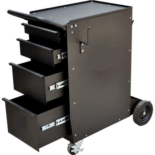 Universal 4-Drawer Welder's Cabinet