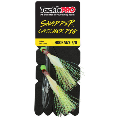TacklePro Snapper Catcher Yellow – 5/0